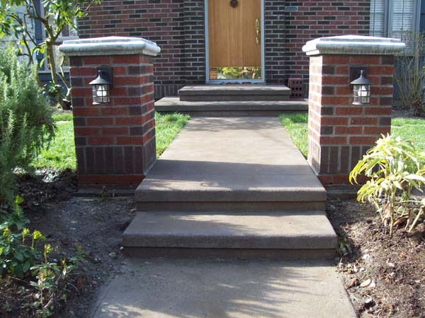 Brick Entry Repair