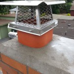 Finished Chimney Cap Seattle Wa