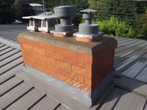 Chimney Repair 4 caps