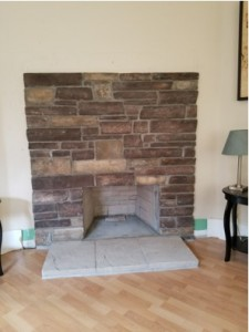 fireplace repair stone and brick